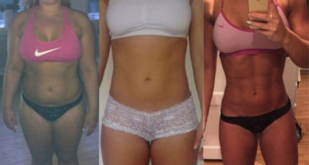 Hur jag gick ner i vikt